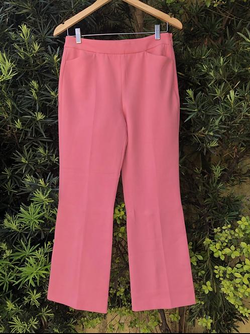 Calça social rosa Zara