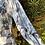 Thumbnail: Vestido estampado em azul Bobstore