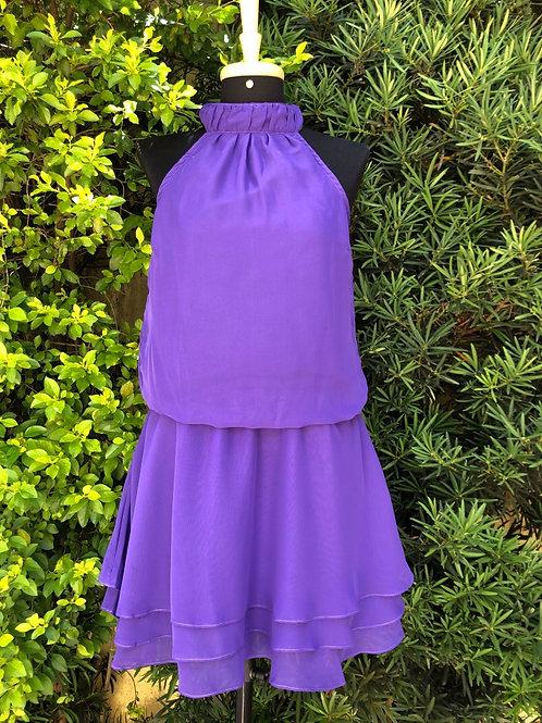 Vestido roxo bpc