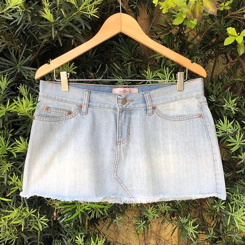 Saia jeans Zophi