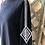 Thumbnail: Blusa de moletom c/miçangas Lab