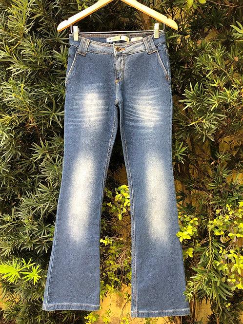 Calça Jeans flare Hering