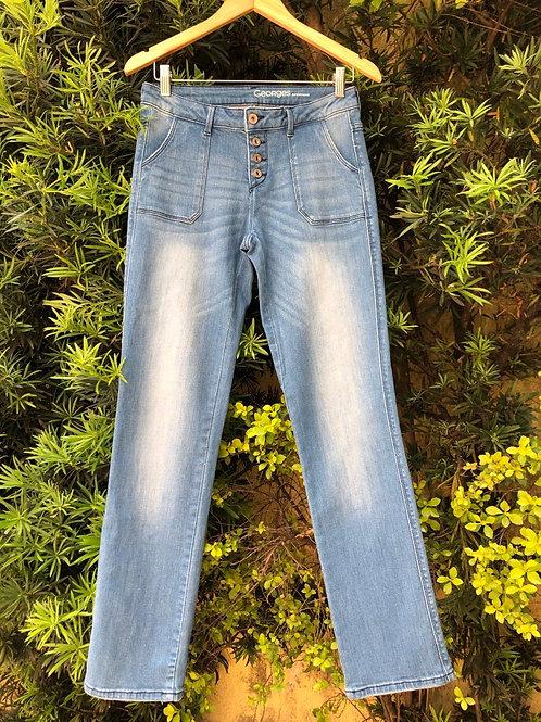 Calça jeans Geoges