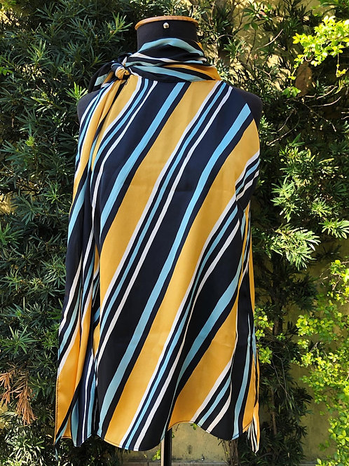 Blusinha listrada Zara Woman