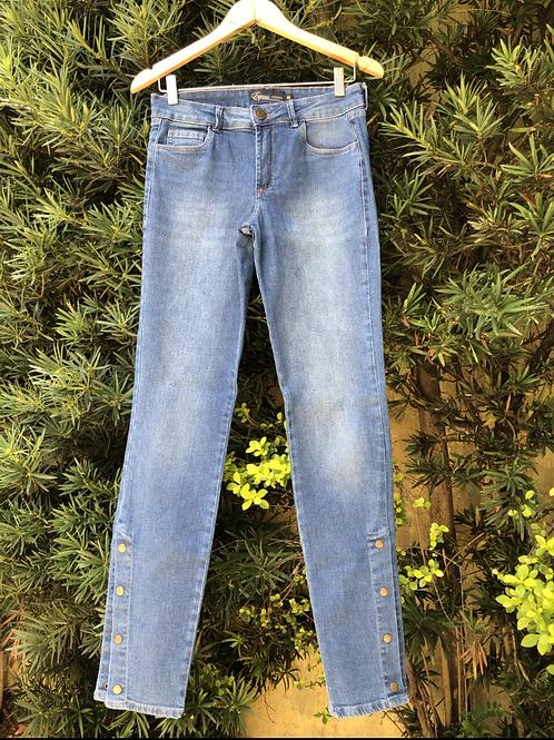 Calça jeans estilo Equus