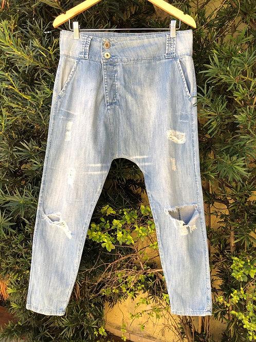 Calça jeans saruel Zoomp