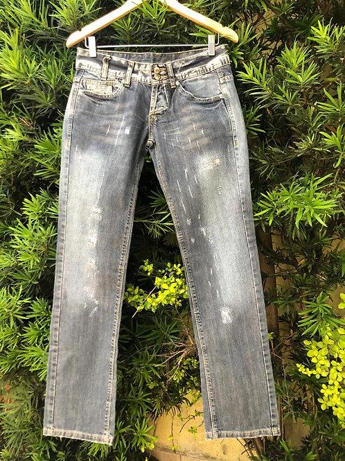 Calça jeans Guaraná Brasil