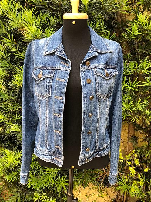 Jaqueta jeans Casual