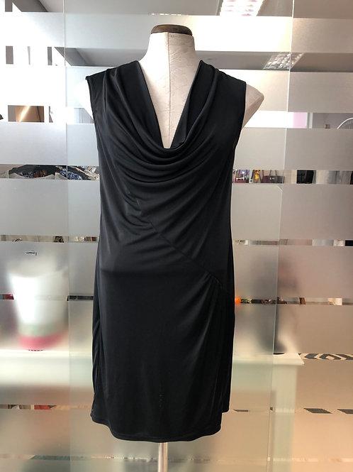 Vestido preto Armani Exchange