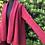 Thumbnail: Casaco de lã bordô