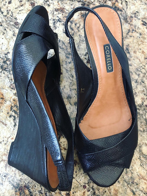 Sandália de couro Corello