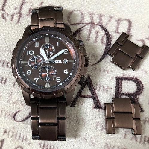 Relógio unissex Fossil