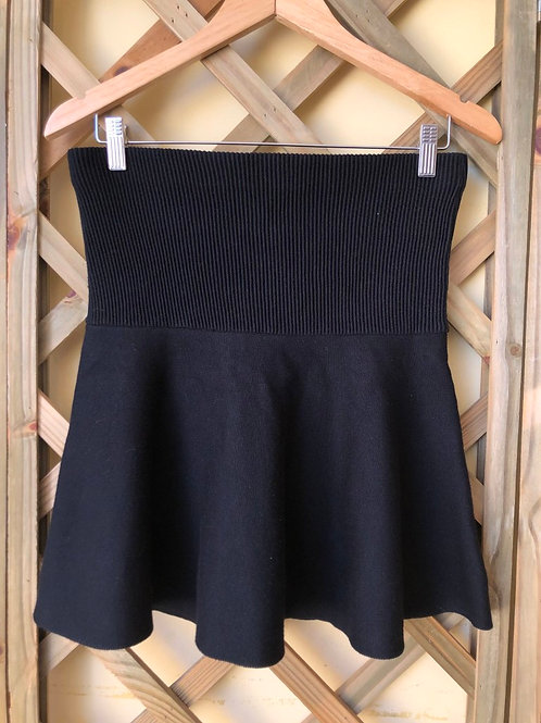 Saia tricô Zara Basic