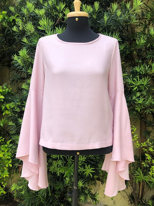 Blusinha rosa A. Collection