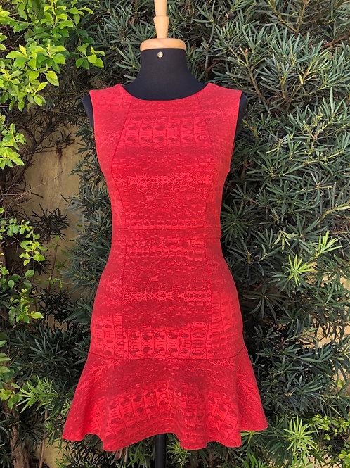 Vestido vermelho BO.BÔ
