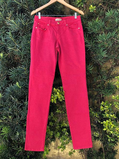 Calça vermelha Equus