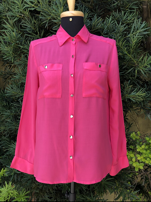 Camisa rosa Costume