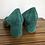 Thumbnail: Scarpin nobuck verde