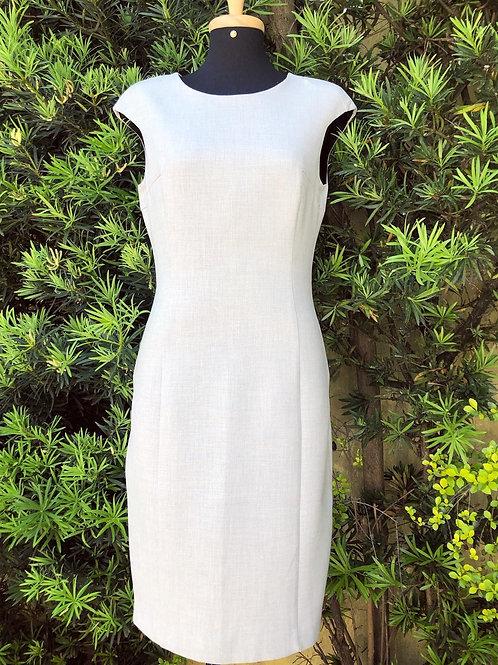 Vestido tubinho Zara Basic