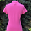 Thumbnail: Blusinha polo rosa Lacoste