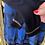 Thumbnail: Blusa de seda e tricô Animale