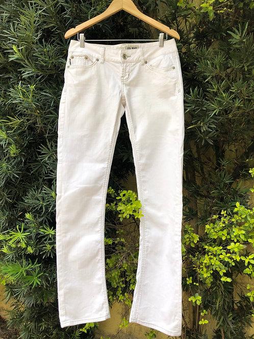 Calça jeans branca LTB