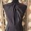 Thumbnail: Vestido social marrom de lã da Maria Bonita