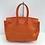 Thumbnail: Bolsa de silicone laranja Letícia Gobira