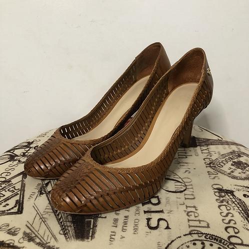 Sapato de couro Capodarte