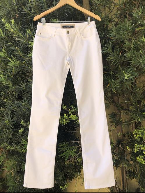 Calça branca Zara