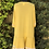 Thumbnail: Vestido mostarda Animale
