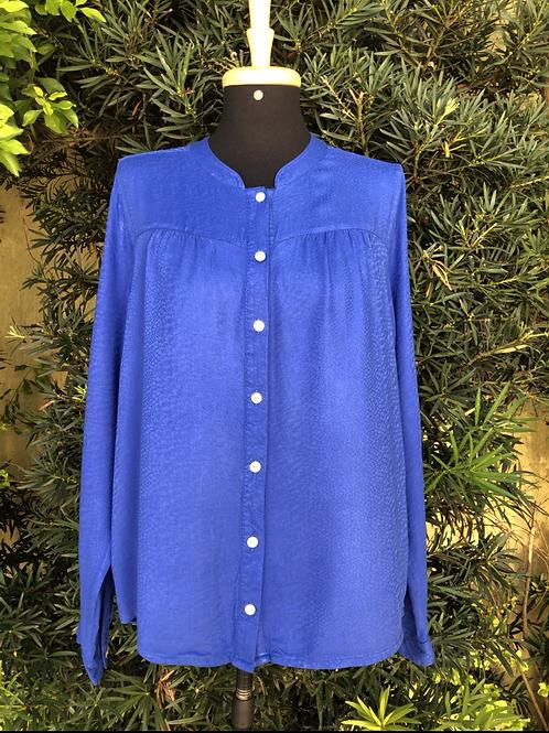 Camisa azul Dzarm
