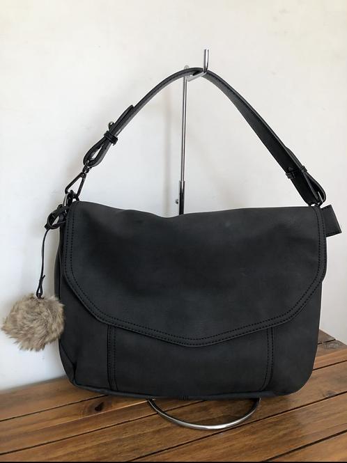 Bolsa preto fosco The Bag
