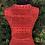 Thumbnail: Vestido vermelho BO.BÔ