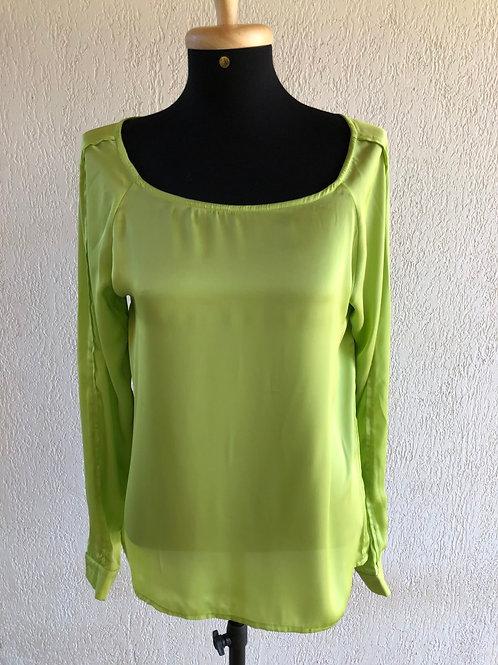 Blusinha verde Illuminé