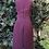 Thumbnail: Vestido social tubinho uva Gregory