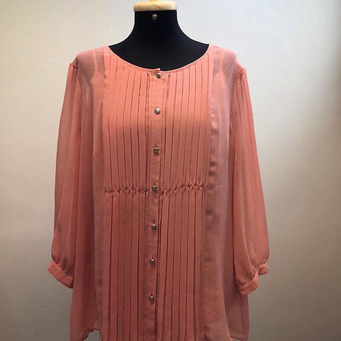 Blusinha rosê Talbots