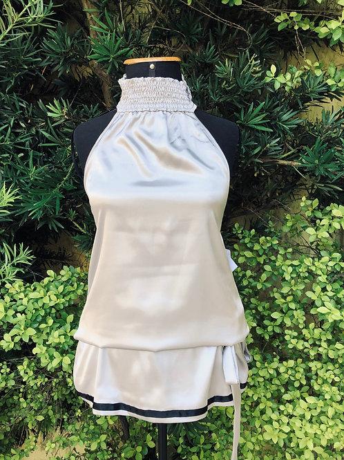 Blusinha frente única Zara Trafaluc