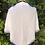 Thumbnail: Lenço tapa ombros branco