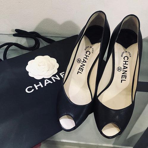 Peep toe Chanel