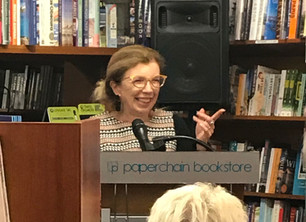 Alison's Book Launch,  A Perfect Marriage
