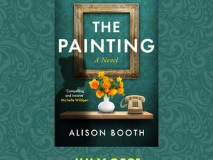 Cover Reveal THE PAINTING