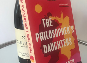 Publication Day for The Philosopher's Daughters