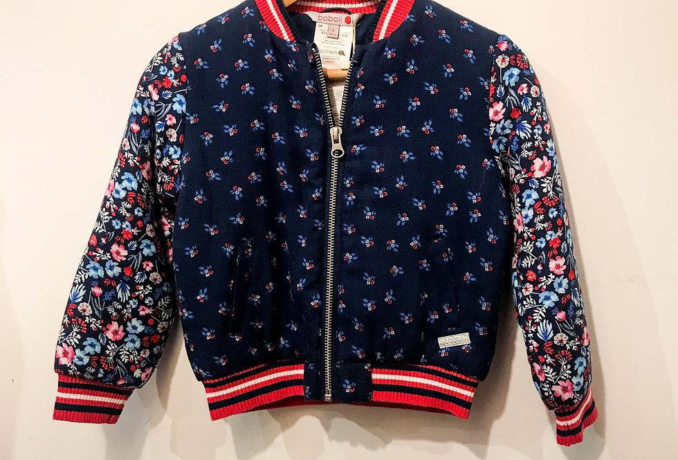 Boboli - Blue Flower Jacket