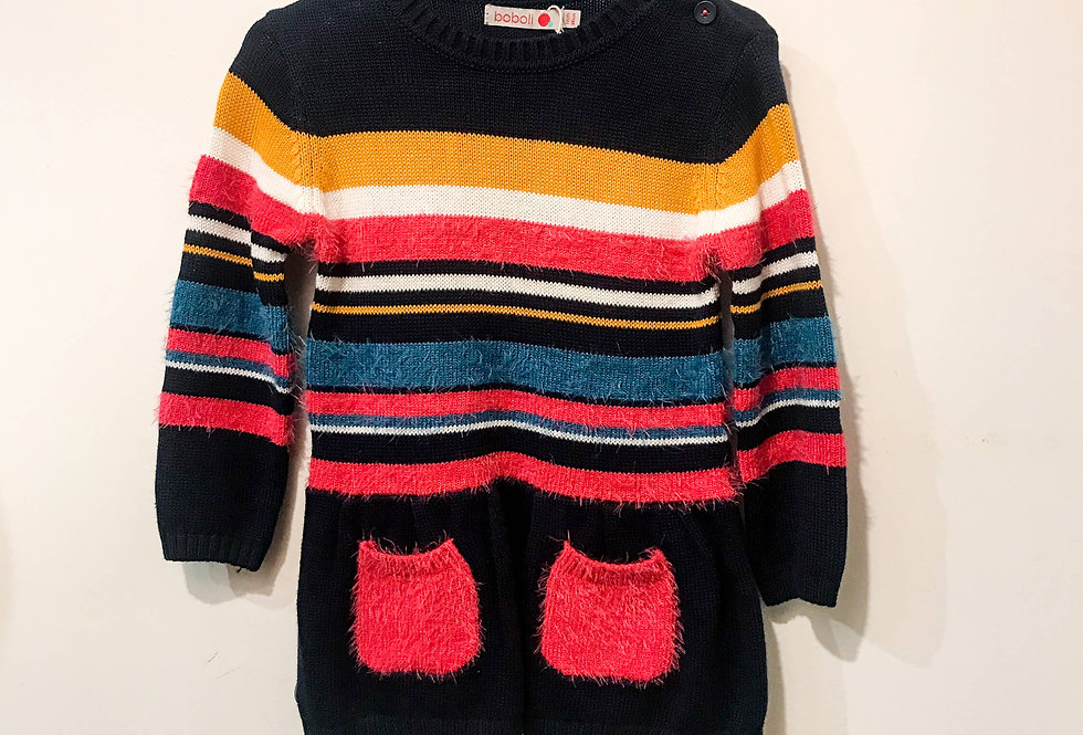 Boboli - Stripe Sweater