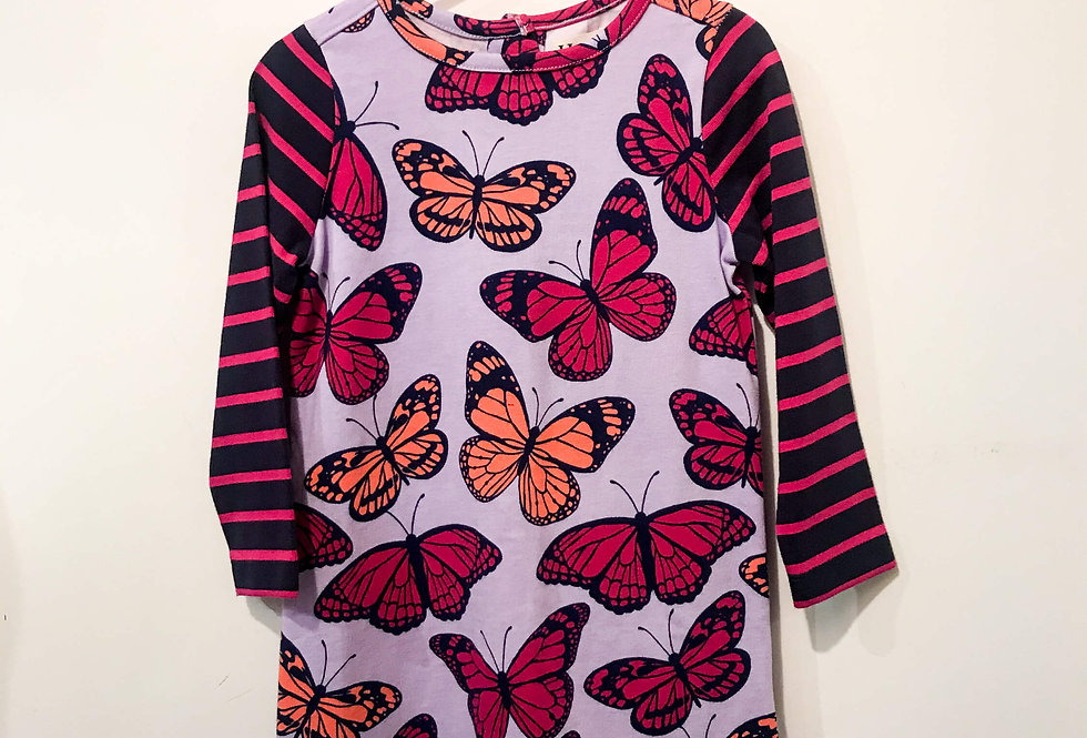 Hatley - Fluttering Kaleidoscope Dress