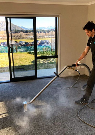 Keeping it local with Crown Carpet Clean
