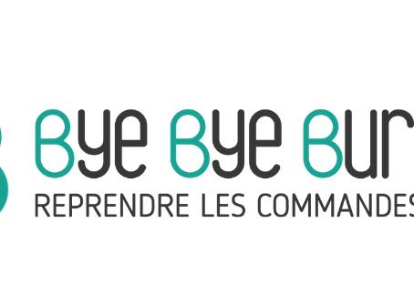 Nouveau logo pour Bye Bye Burnout!