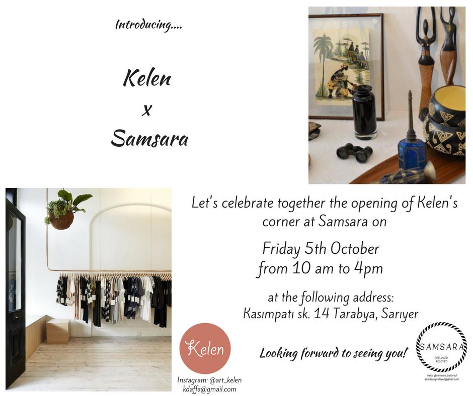 Kelen and Samsara_Corner opening