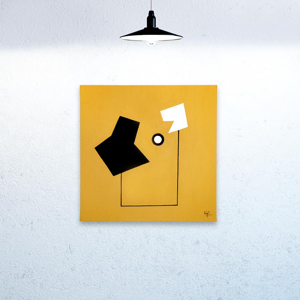 Koffi Frimpong artworks on Kelen